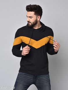 Tshirts Trendy Stylish Cotton Bl;end Men's Tshirt Fabric: Cotton Blend Sleeve Length: Long Sleeves Pattern: Solid Multipack: 1 Sizes: S (Chest Size: 38 in Length Size: 28 in)  XL (Chest Size: 45 in Length Size: 29 in)  L (Chest Size: 43 in Length Size: 28 in)  M (Chest Size: 41 in Length Size: 27 in) Country of Origin: India Sizes Available: S, M, L, XL   Catalog Rating: ★4 (387)  Catalog Name: Trendy Stylish Cotton Blend Men's Tshirt CatalogID_747766 C70-SC1205 Code: 882-5077259-246