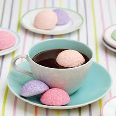 Marshmallow Puffs - Woman And Home