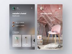 """979 Likes, 3 Comments - UXigers (@uxigers) on Instagram: """"AI shopping app by @acreno   Found on @dribbble⠀ .⠀ .⠀ .⠀ .⠀ .⠀ .⠀ .⠀ #uxigers #ux #ui #design…"""""""