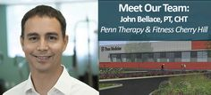 Meet Our Team: John Bellace, PT, CHT : Next Chapter
