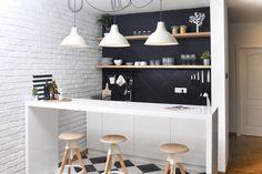 Küche Alternative zu Fliesen