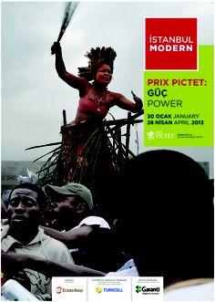 Prix Pictet: Güç / Prix Pictet: Power