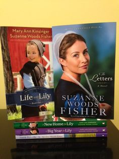 Suzanne Woods Fisher, The Letters and Life with Lily!