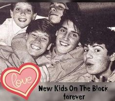 New Kids on the Block  1985