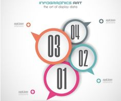 19 Useful Free Infographics Vector Templates – January 2016