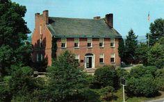 Fort Necessity Museum - Mount Washington Tavern - 1816 Farmington, PA