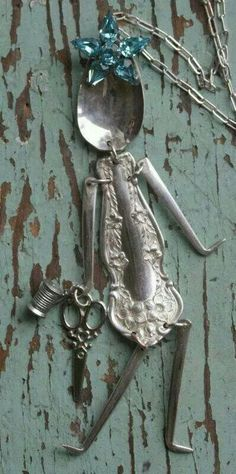 Old spoon fantasy