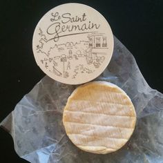 Finally we have our shipment of Saint Germain in at Gippsland Cheese. Made by Fromagerie Milleret in the East France region of Franche-Comte it's a lovely mild lightly washed soft cheese in an uber cool wooden box. #milleret #fromageriemilleret #francetogippsland #cheese #washedrind #cheeseplate by artisans_table