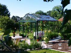 Willab Gardens växthus Maxi 4.