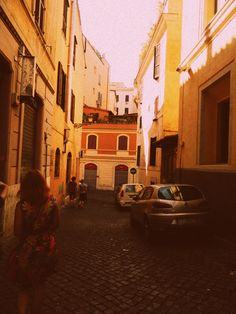 beautiful places and streets