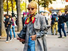 19 Silk Scarves to Take Every Look to the Next Level via @WhoWhatWear