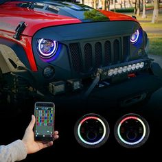 Ebay Motors 2011-2017 Jeep Wrangler Jk Video Interface Add Iphone Mirror Rearview Camera Cool In Summer And Warm In Winter