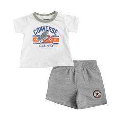 6c315f99d431 Converse Boy s Est 1908 T-Shirt and Short Set. A A Sports · Converse Kids  Clothing