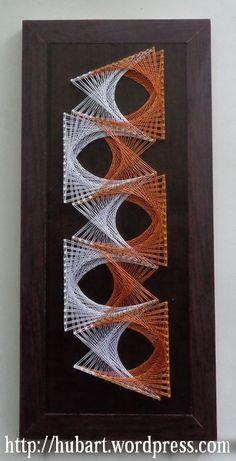 string art column