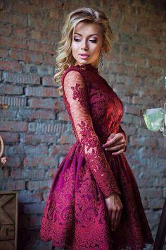 Кружевное платье Ажур - вечернее платье, Коктейльное платье, нарядное платье, платье на выход