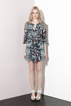 Nicole Miller Resort 2014 Collection