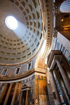 The Pantheon, Rome - Italy