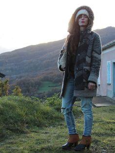 STYLIGHT: Acquista Moda e Abbigliamento online »  #outfit #coat #wintershoes #sorel @sorelfootwear @stylight
