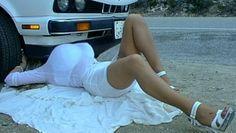 Why women make poor auto mechanics