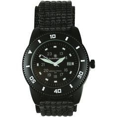 Smith Wesson Commando Nylon Band Black Watch