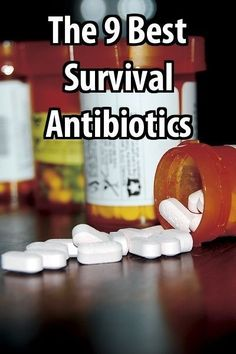 Dont be caught with a life-threatening infection when its too late. Survival antibiotics dont cost much and they could save your life. - Diy Healthy Home Remedies Urban Survival, Survival Life, Survival Food, Wilderness Survival, Survival Prepping, Survival Skills, Survival Gadgets, Survival Hacks, Survival Supplies