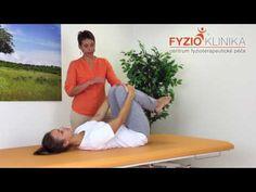 Spinální cvičení na uvolnění a protažení hlubokých svalů páteře - YouTube