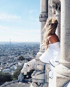 Feeling like the Mother of Dragons, watching my beautiful Meereen... aem Paris... from above.  #khaleesi #theunchained #fangirl #pfw #paris http://liketk.it/2pkd2 @liketoknow.it