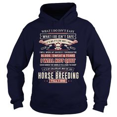 (Top Tshirt Fashion) HORSE BREEDING-stunt [Guys Tee, Lady Tee][Tshirt Best…