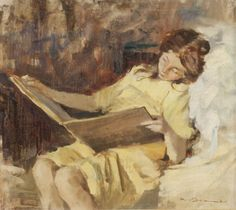 A Leitura, s/d | Flickr - Photo Sharing!