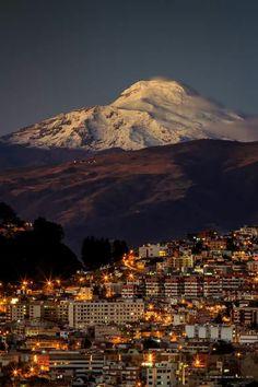Quito + Atardecer + Cayambe...