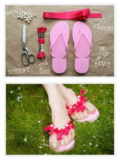 diy sandals 1