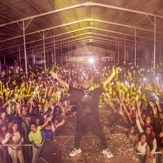 Davido Takes Suriname, South America