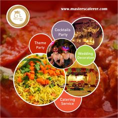 Masterscaterer has often been acknowledged with accolades for its traditional and theme based events, weddings and numerous farmhouse parties in Delhi NCR, Jaipur and Punjab. by our experts. Catering Lastmiles Solution.