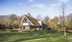 Moderne woonboerderij - Bekhuis & KleinJan
