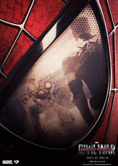 'Capitán América: Civil War': Alucinantes pósters fan-made - Álbum de fotos - SensaCine.com