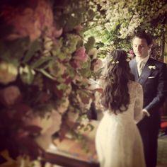 Noor Fares Civil wedding