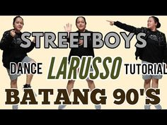 BATANG 90'S DANCE HIT!   STREETBOYS   LARUSSO   DANCE TUTORIAL #62 (BY REQUEST🔥)   YAN XXVII - YouTube 90s Dance Hits, Dance Tutorial, Tutorials, Youtube, Fun, Youtubers, Youtube Movies, Wizards, Hilarious
