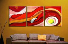 Hand painted oil on canvas decoration art abstract oil paintings
