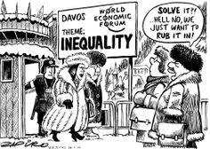 Zapiro: Davos world economic forum - Mail & Guardian
