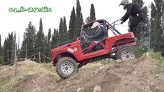 TRIAL 4X4 EXTREM OFFROAD MOLLEGES FRANCE PART 1 4K