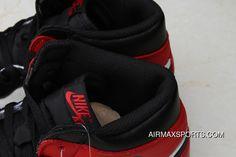 73dd26d2b953 Were Pure Air Jordan 1 Retro High OGBred Toe AJ 1 New Black Toes Also Shoes  Men Shoes 555088-610