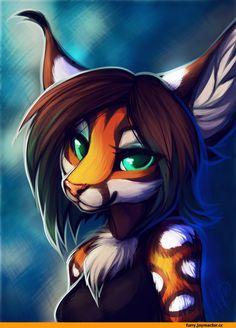 фэндомы,furry,фурри,furry art,furry feline,Neko-Maya,furry artist