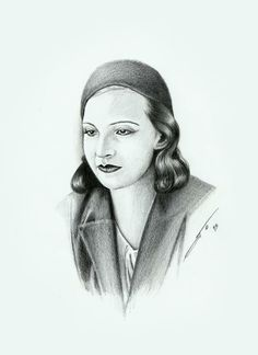 Pagu, nascida Patríca Galvão, uma das mulheres mais fascinantes do nosso país: militante, feminista sem demagogia, poeta, professora, operária e presa política na era Vargas. Virei fã.