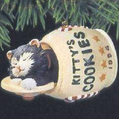 1994 cat ornament