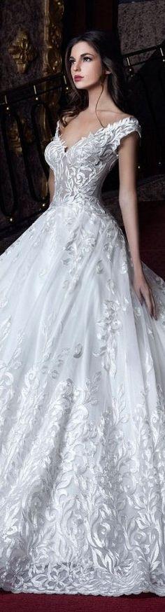 Hanna Toumajean bridal 2016
