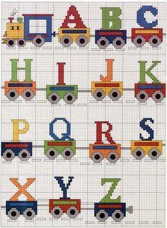 ABC tren