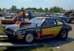 Vintage Drag Racing - Pro Stock - Ford Pinto - Jegs