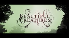 beautiful+creatures+movie+credits | Beautiful Creatures | Imaginary Forces