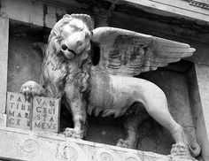 Lion's Gate    Zadar, Croatia - Detail from the Lion's Gate