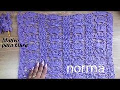 mi blusa de piñas parte 1 (canesu todas las tallas) - YouTube